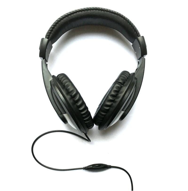 Metalldetektor Kopfhörer